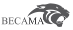 Becama logo with text